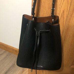 CK bucket style handbag